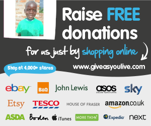 Make a donation just by shopping online with Give as you Live